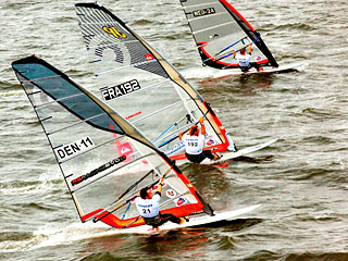 Slalom Windsurfing