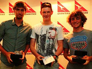 Christian Justesen Australsk Youth mester 2011