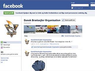 Facebook gruppen DBOsurf