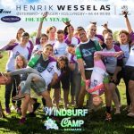 Girls Go Windsurf camp 2017