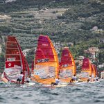 2017 RS:X Youth World Championships || 2017-06-28, Torbole, Lake Garda, Italy || © Copyright 2017 || RS:X Class: Robert Hajduk - ShutterSail.com || All Rights Reserved ||