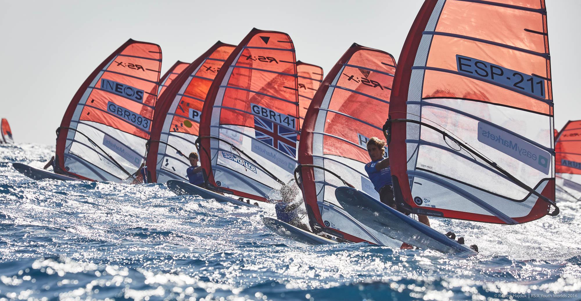 RS:X Youth World Championship || 2016-11-21, Limassol, Cyprus || © Copyright 2016 || Robert Hajduk - ShutterSail.com || All Rights Reserved ||